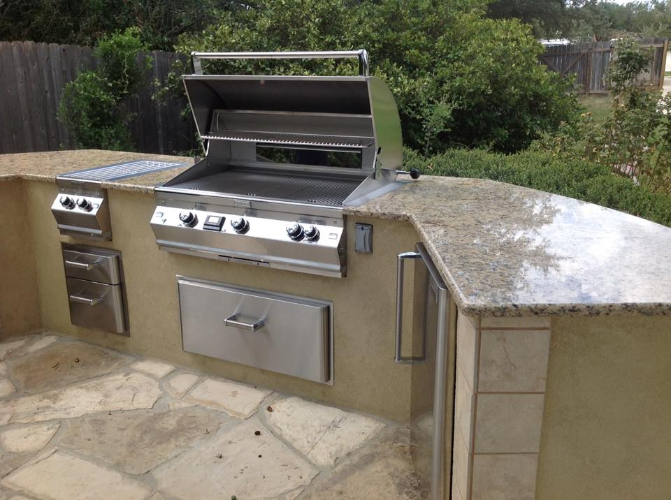 Hill Country Outdoor Kitchens