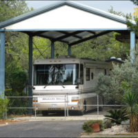 Hill Country Metal Carport