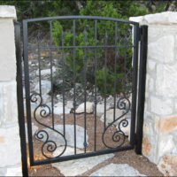 Metal Gate Builder Spring Branch