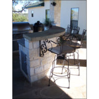 San Antonio Outdoor Kitchen