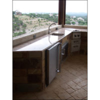 Bulverde Outdoor Kitchen