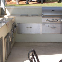 Spring Branch Outdoor Kitchen Builder