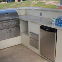 Hill Country Outdoor Kitchen Builder