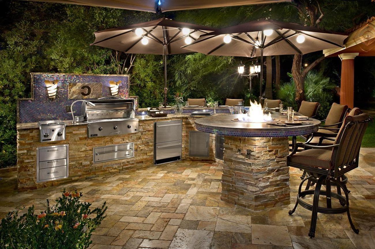 San Antonio Outdoor Kitchen Cmw General Contractors