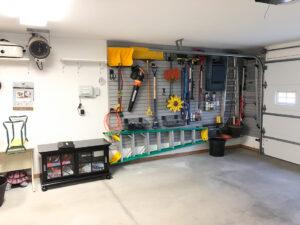 Garage Storage Slatwall Fargo Garage Organization
