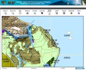 Hawaii Flood GIS