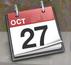 October 27 2012