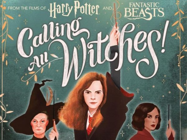5 Books with witches and wizards