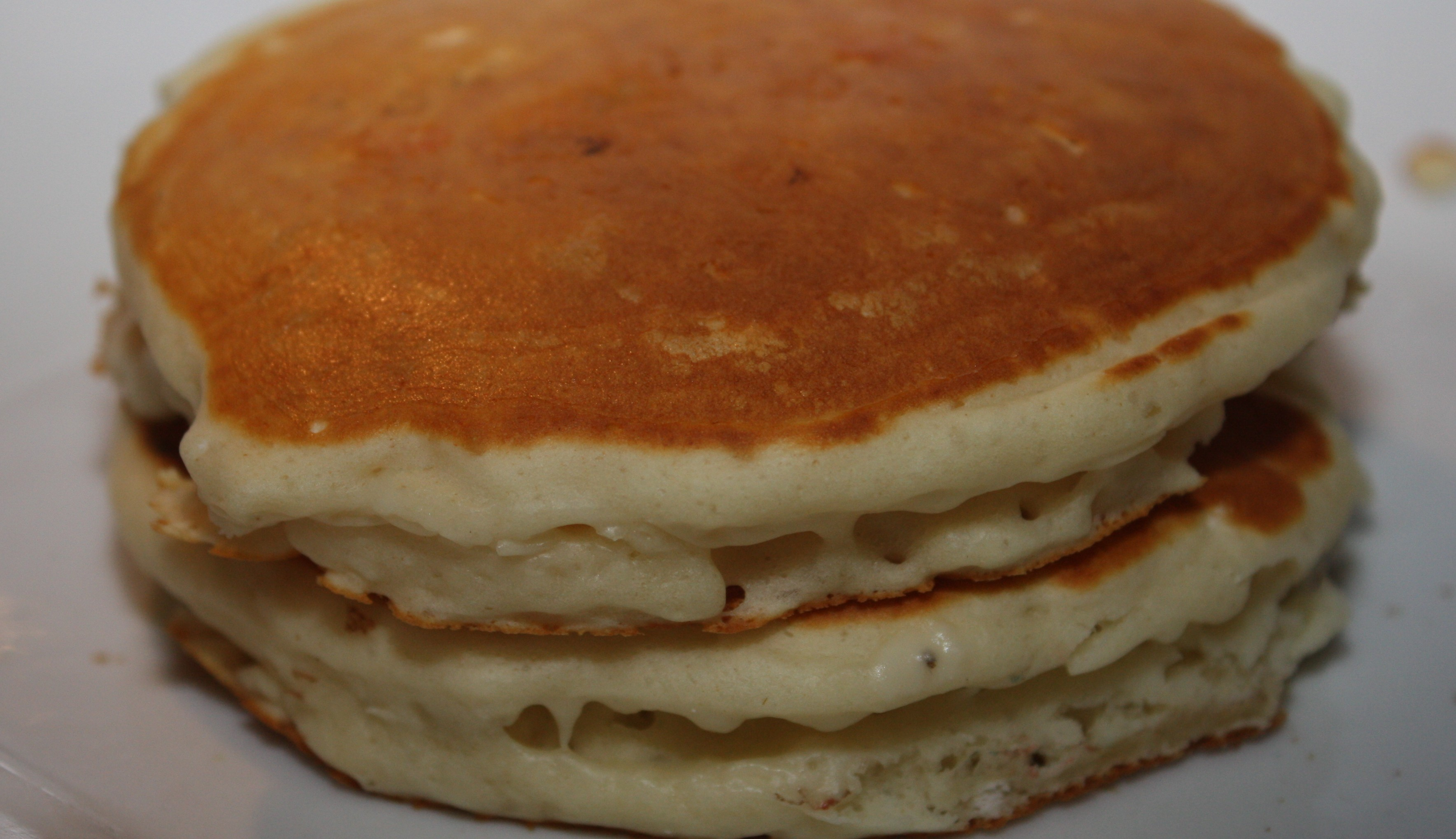 Quick and Easy Pancakes – Using Bisquick