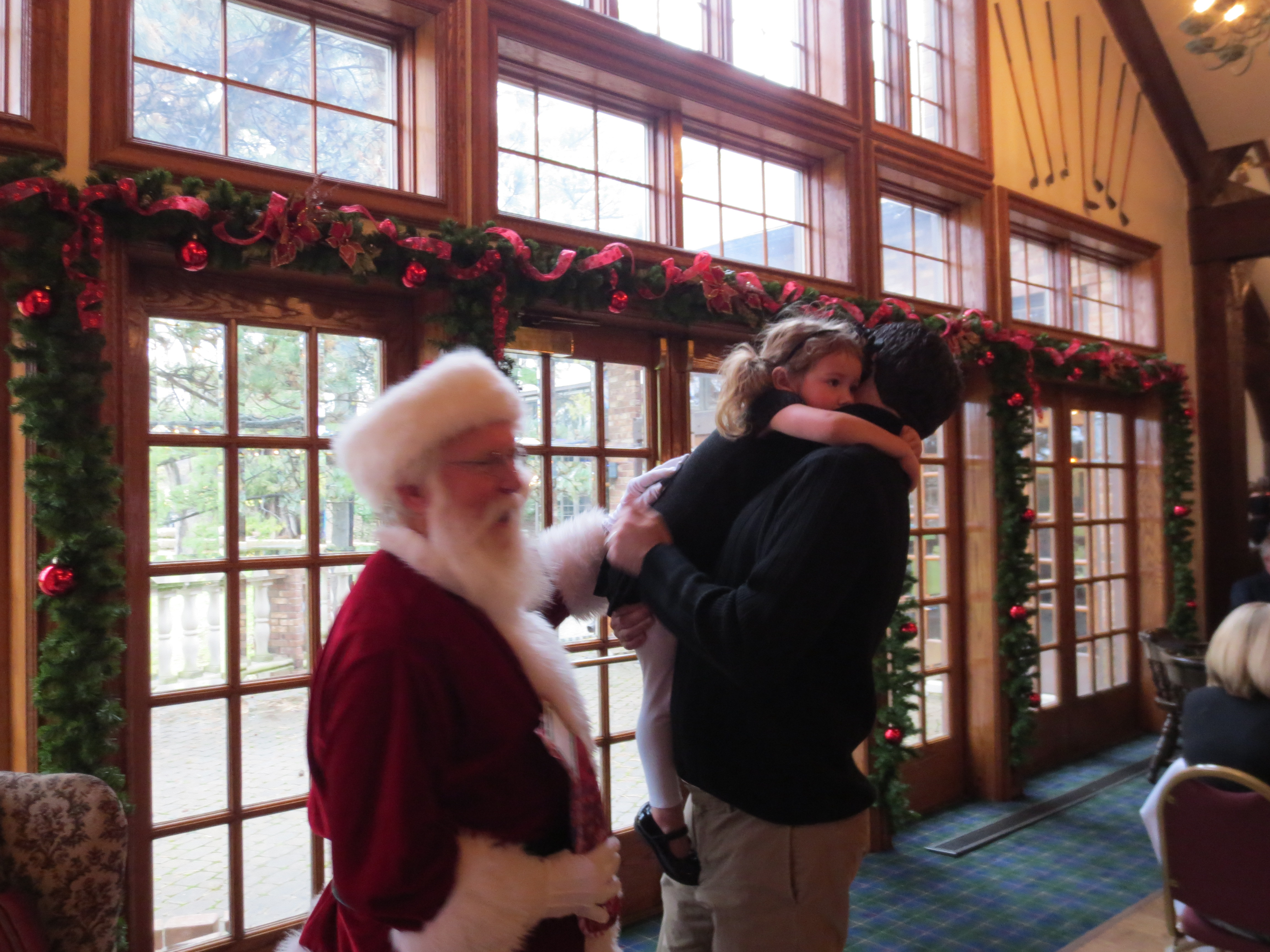 Our Attempt to See Santa