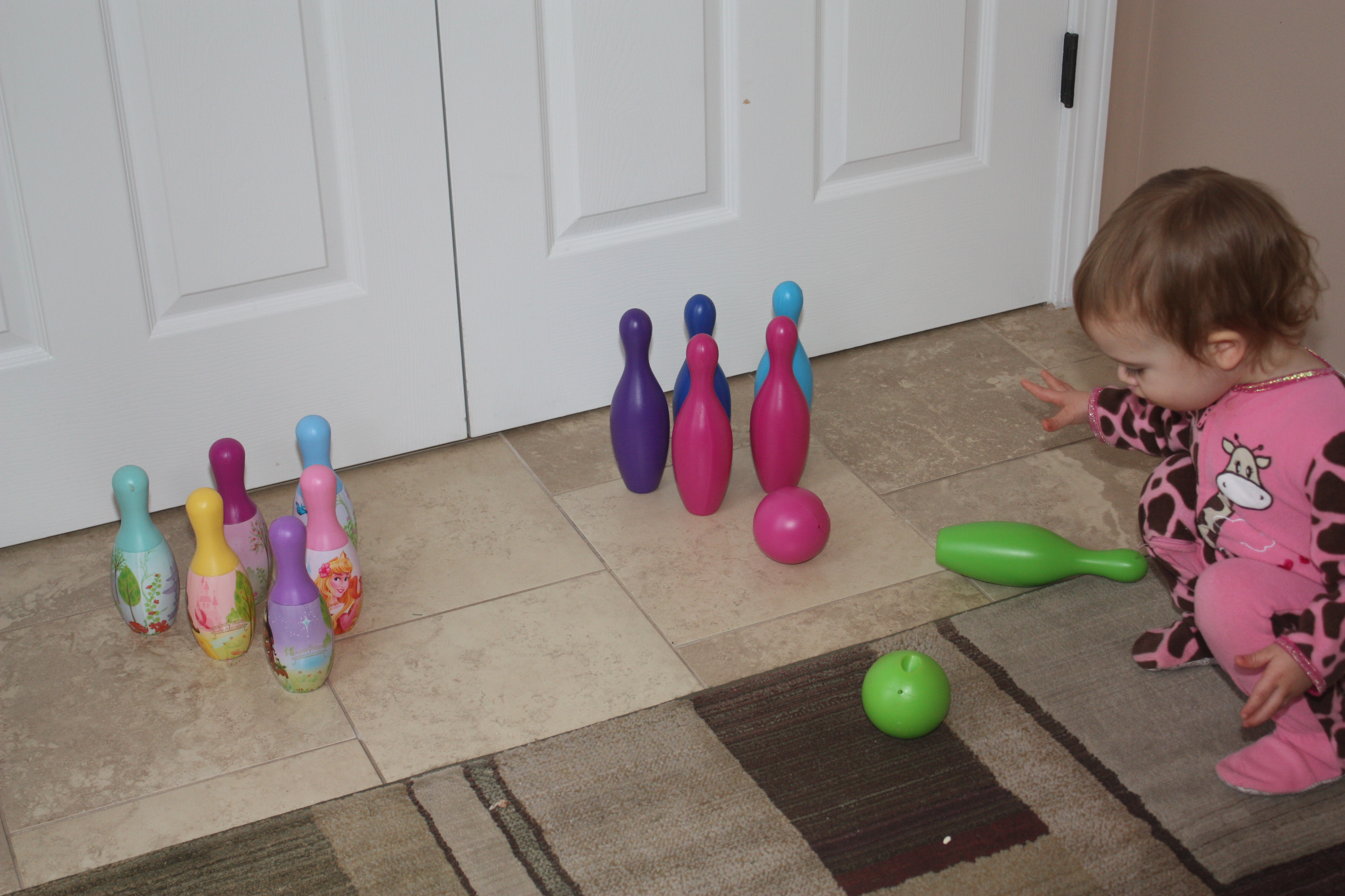 Toddler Tuesday #2 – Indoor Activity