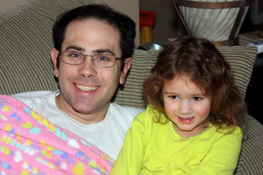 MIMM #3 - Daddy and Sophia
