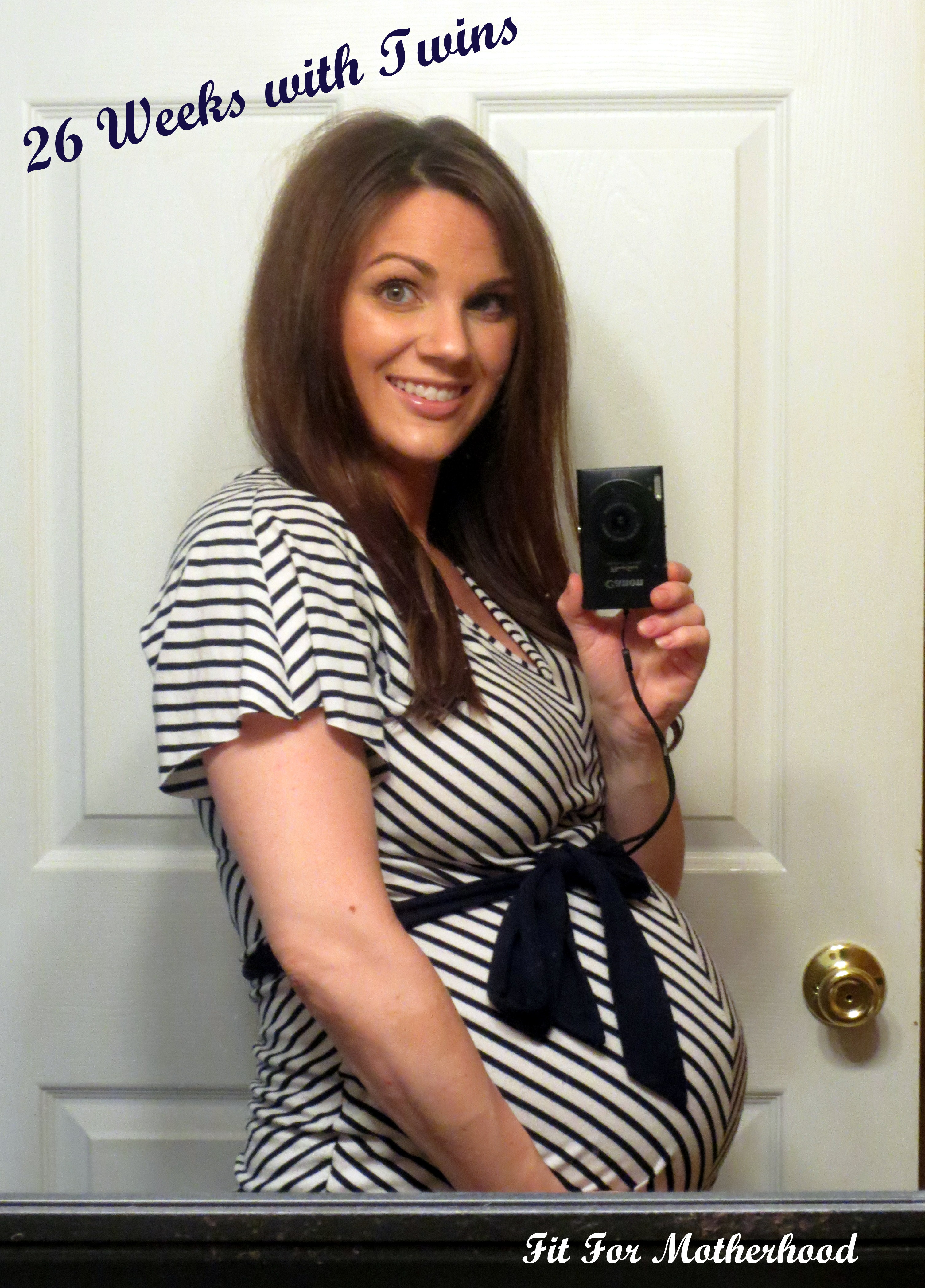 26 Weeks Pregnant with Twins
