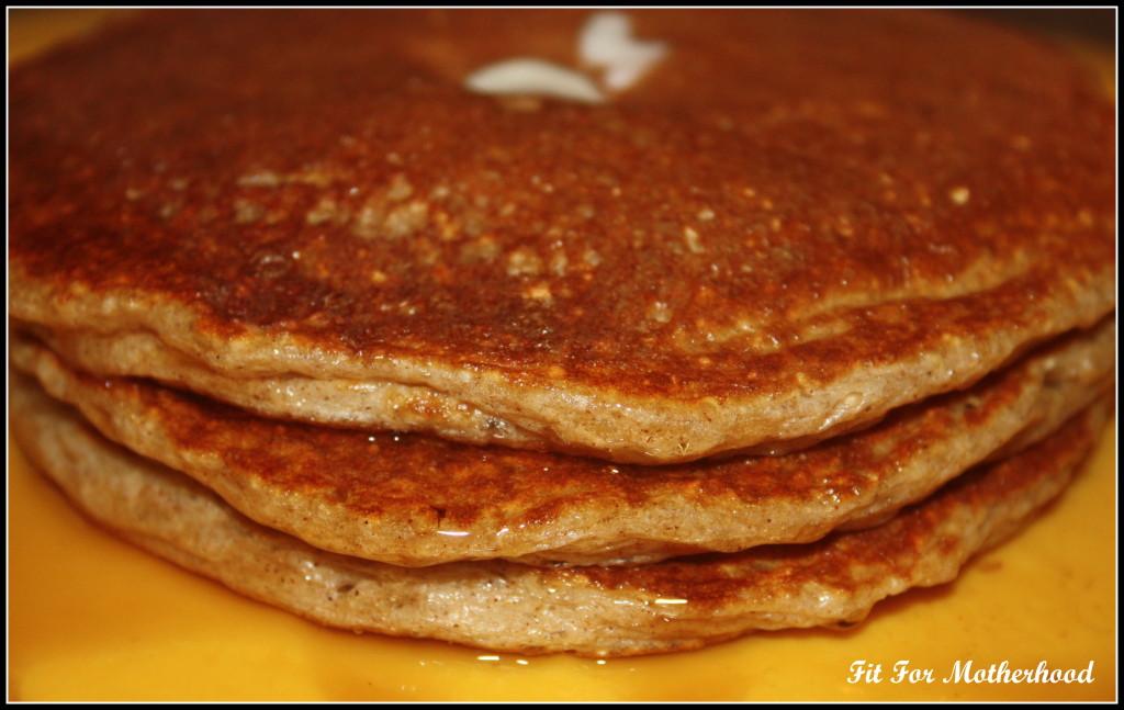 WIAW - Pancakes 5-14-13