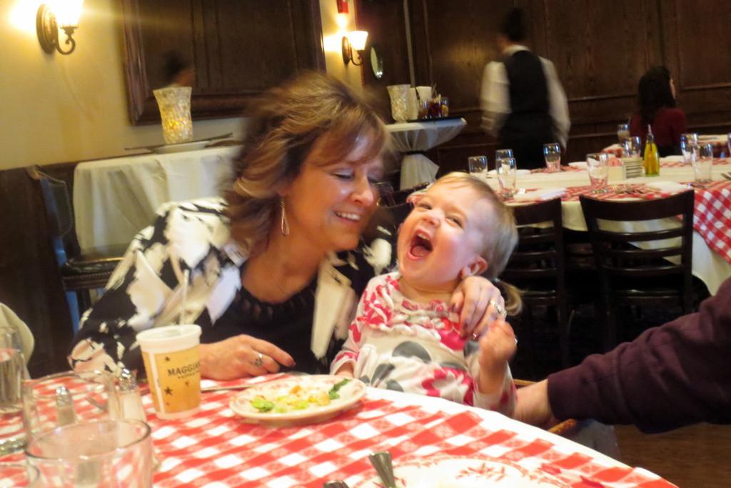 Birthday 2013 - Bella giggle