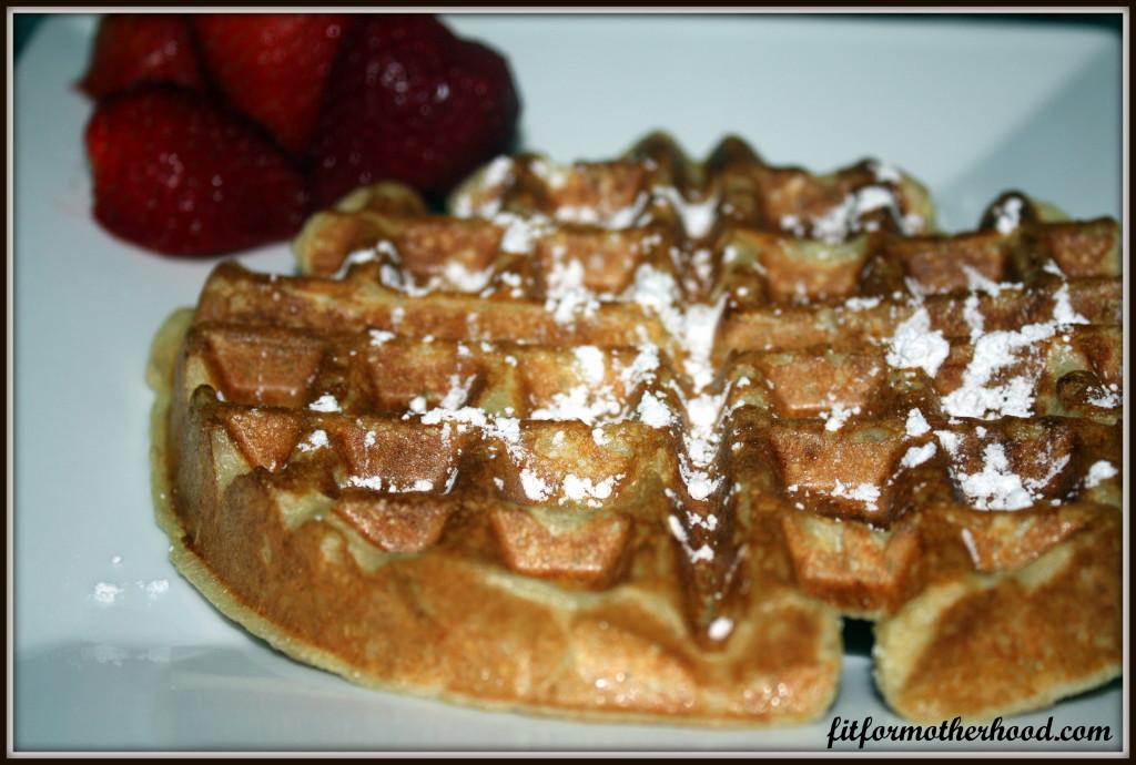 WIAW 31 - Waffle