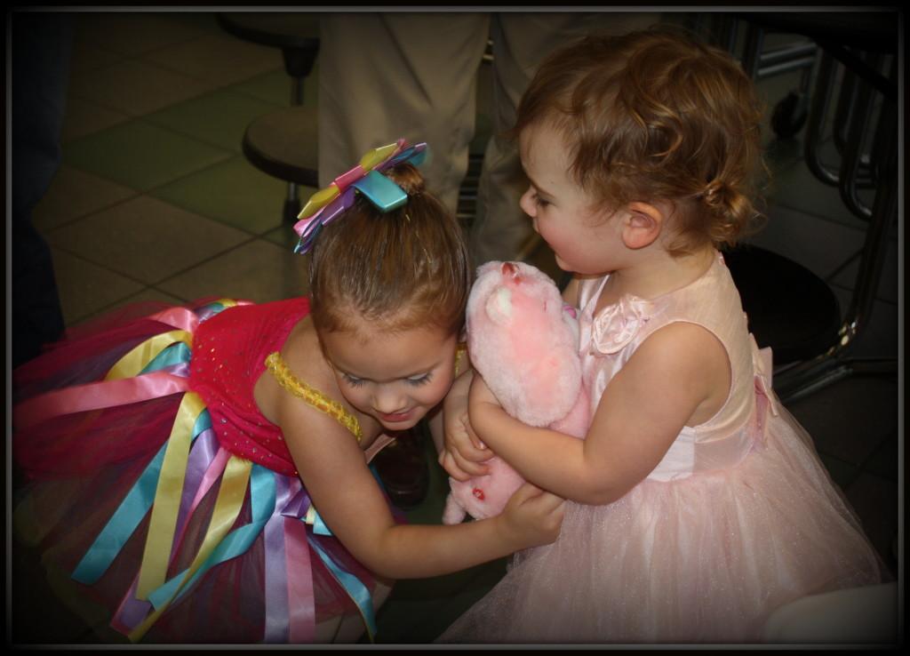 dance recital 2013 - sophia and bella