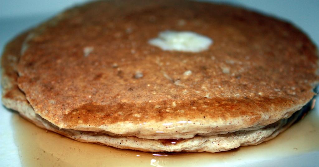 WIAW # 40 - pancakes
