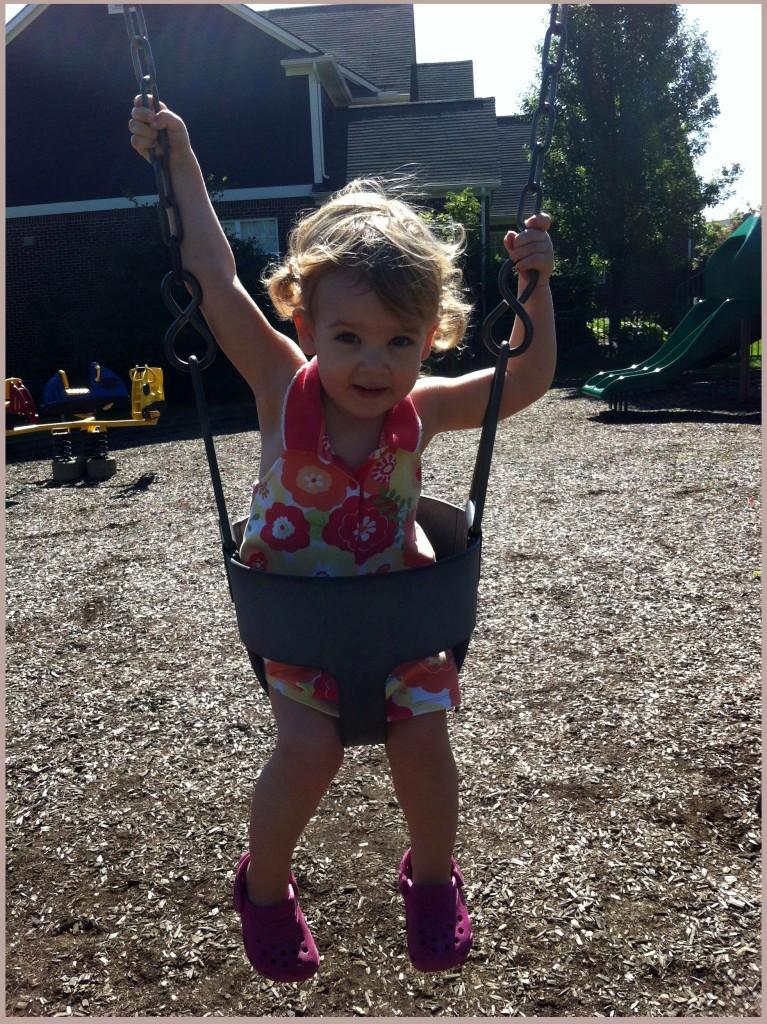 playground - all six - bella swing