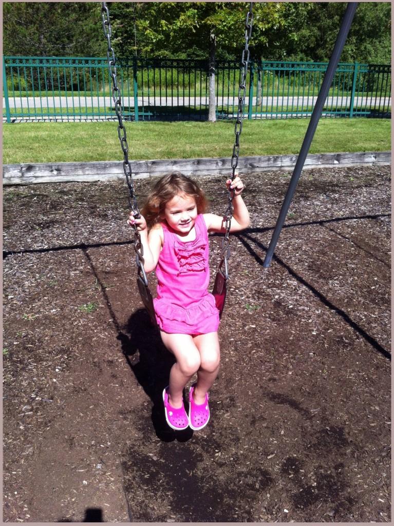 playground - six - sophia swing