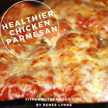 Healthier Chicken Parmesan | Making Restaurant Favorites Healthier