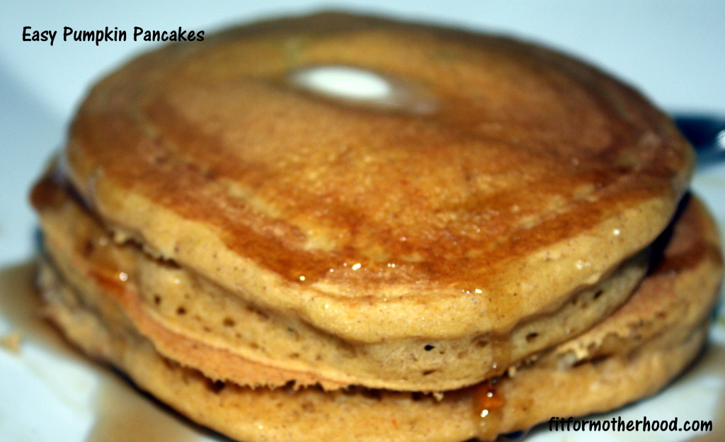 pumpkin pancakes - easy box 2