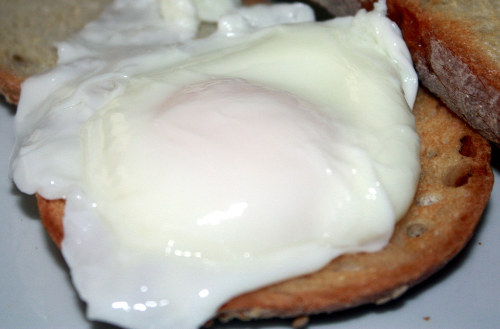 wiaw 46 - poached egg