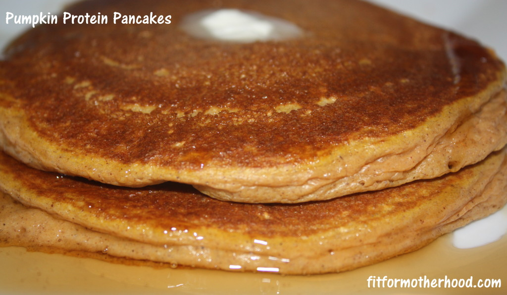 wiaw 52 - pumpkin pancakes