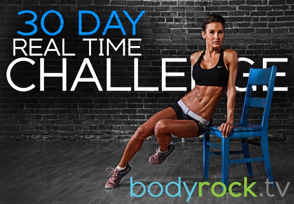 Fitness Friday – 30 Day Challenges
