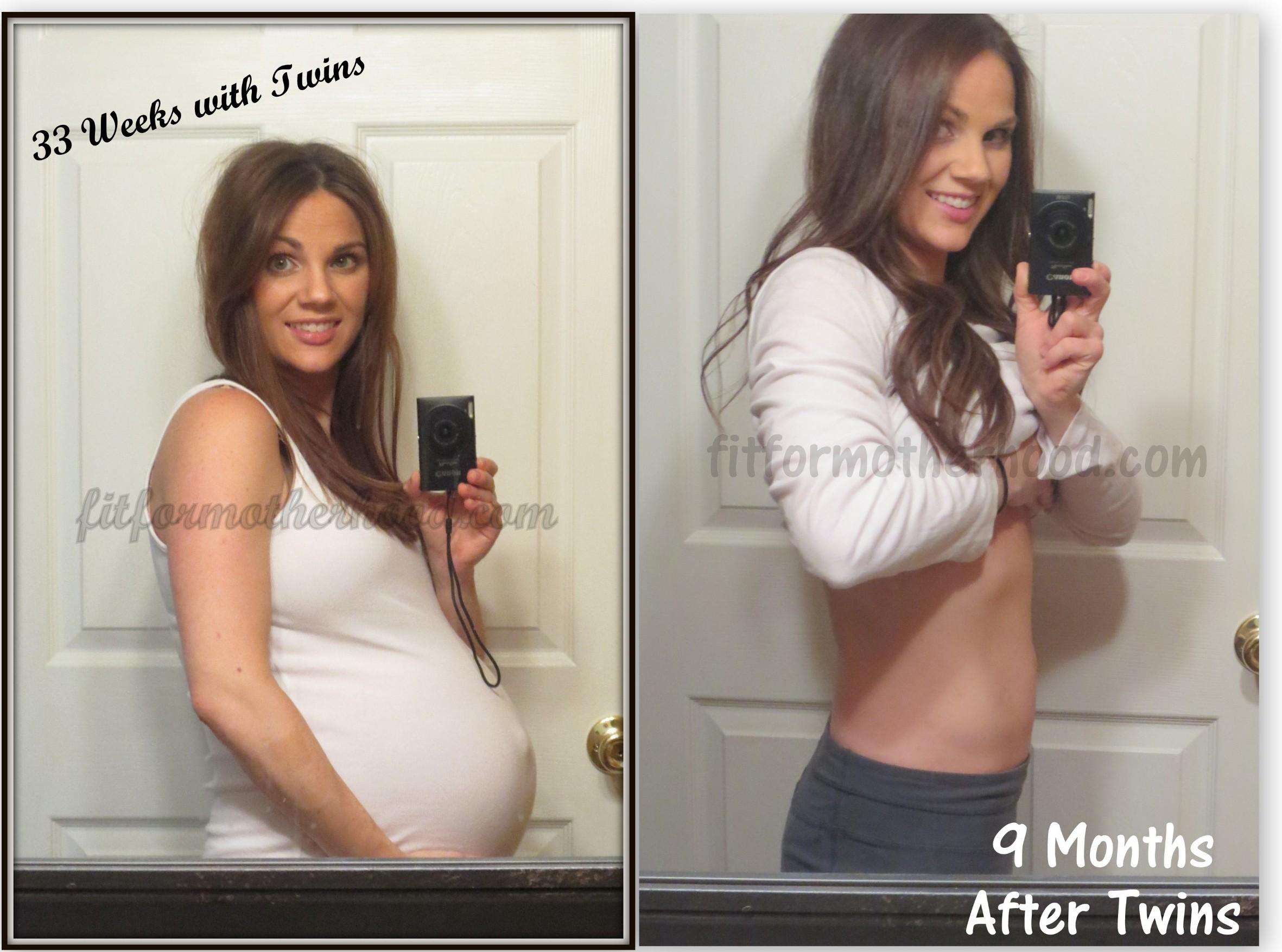 9 Months Postpartum (After Twins)
