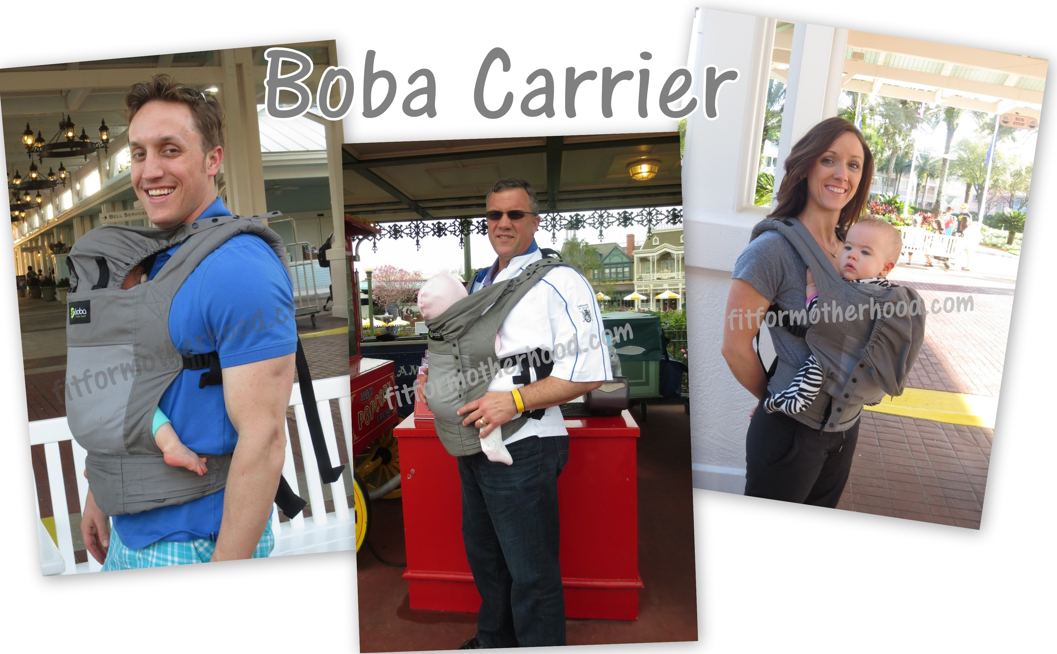 Boba Carrier Review + GIVEAWAY