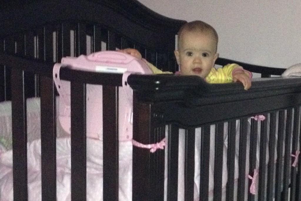 mckenzie standing crib