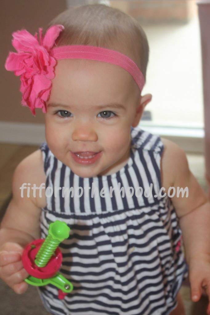 11 months - mckenzie smile