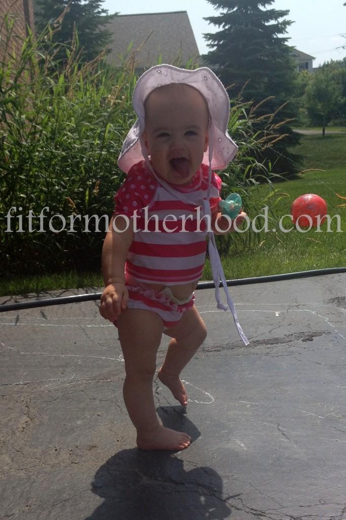 12 months - mckenzie silly