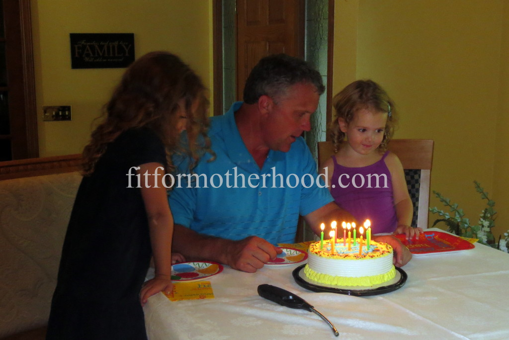 mimm - papa's birthday papa isabella sophia signing