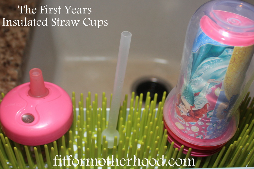 Product Review - first years sippy cup pieces