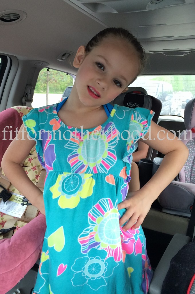 mimm - dance recital 2015 sophia before the show
