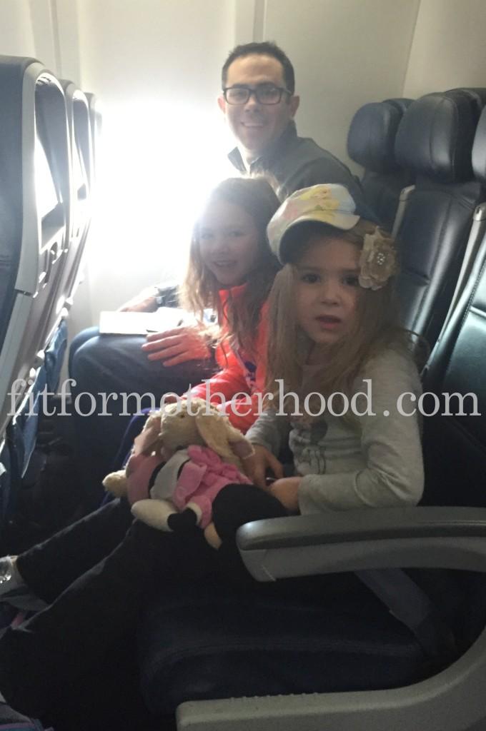 airplane daddy sophia isabella