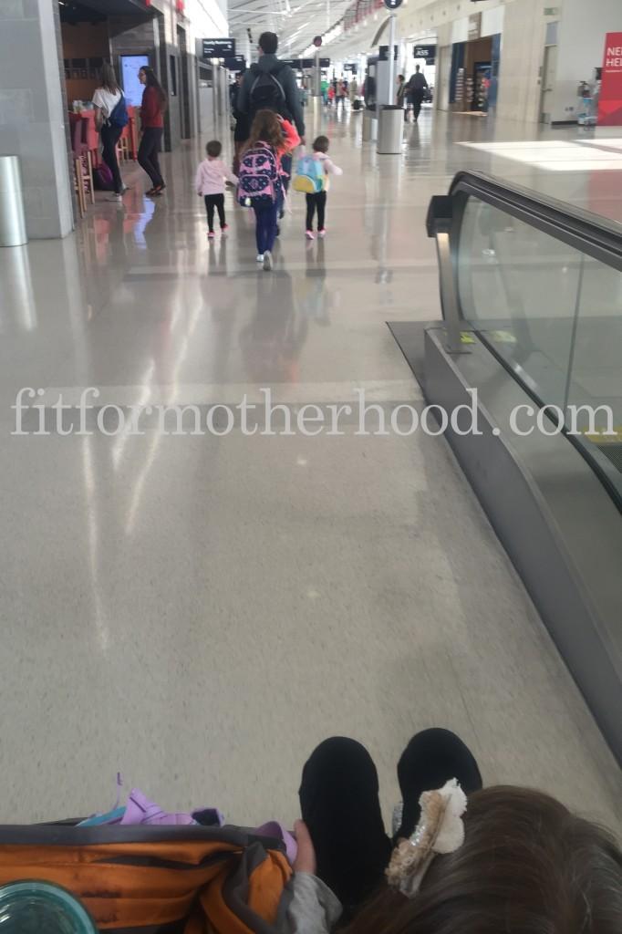 airport daddy girls isabella stroller