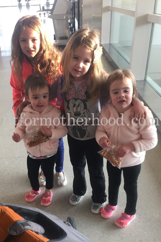 airport girls