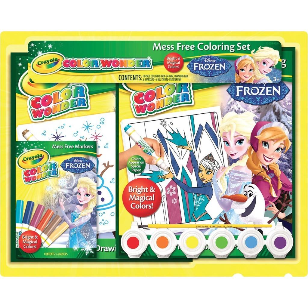 frozen mess free
