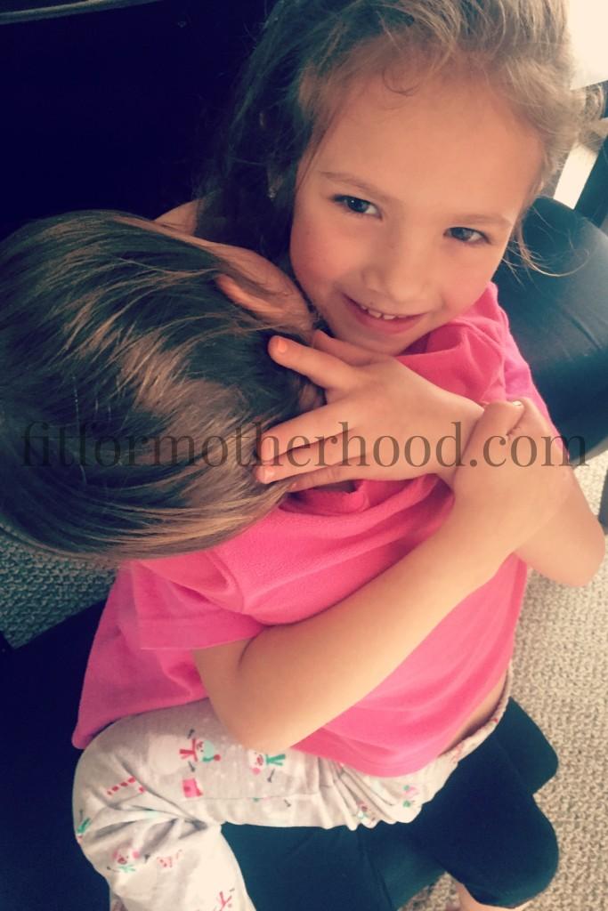 sophia hugging mckenzie 2016