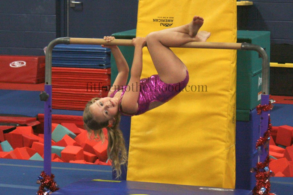 june2016 isabella gymnastics bar