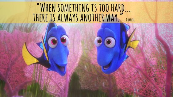 finding dory quote