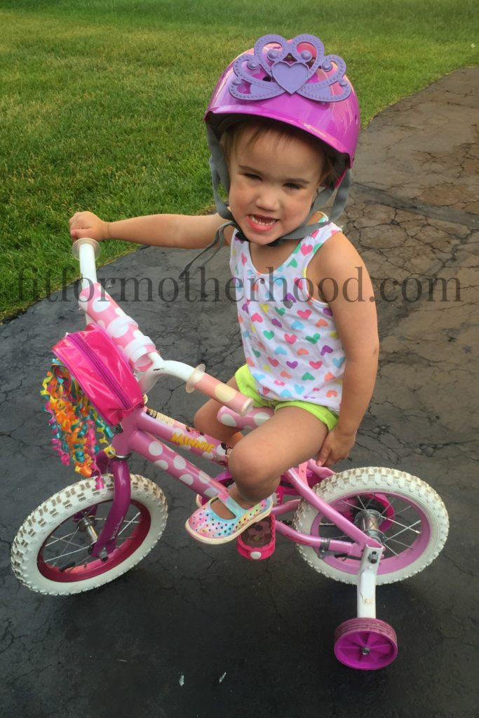 july 2016 mckayla new bike