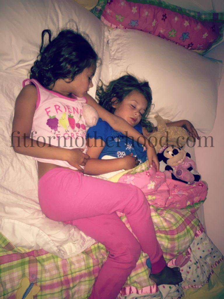july 2016 sleepover sophia isabella
