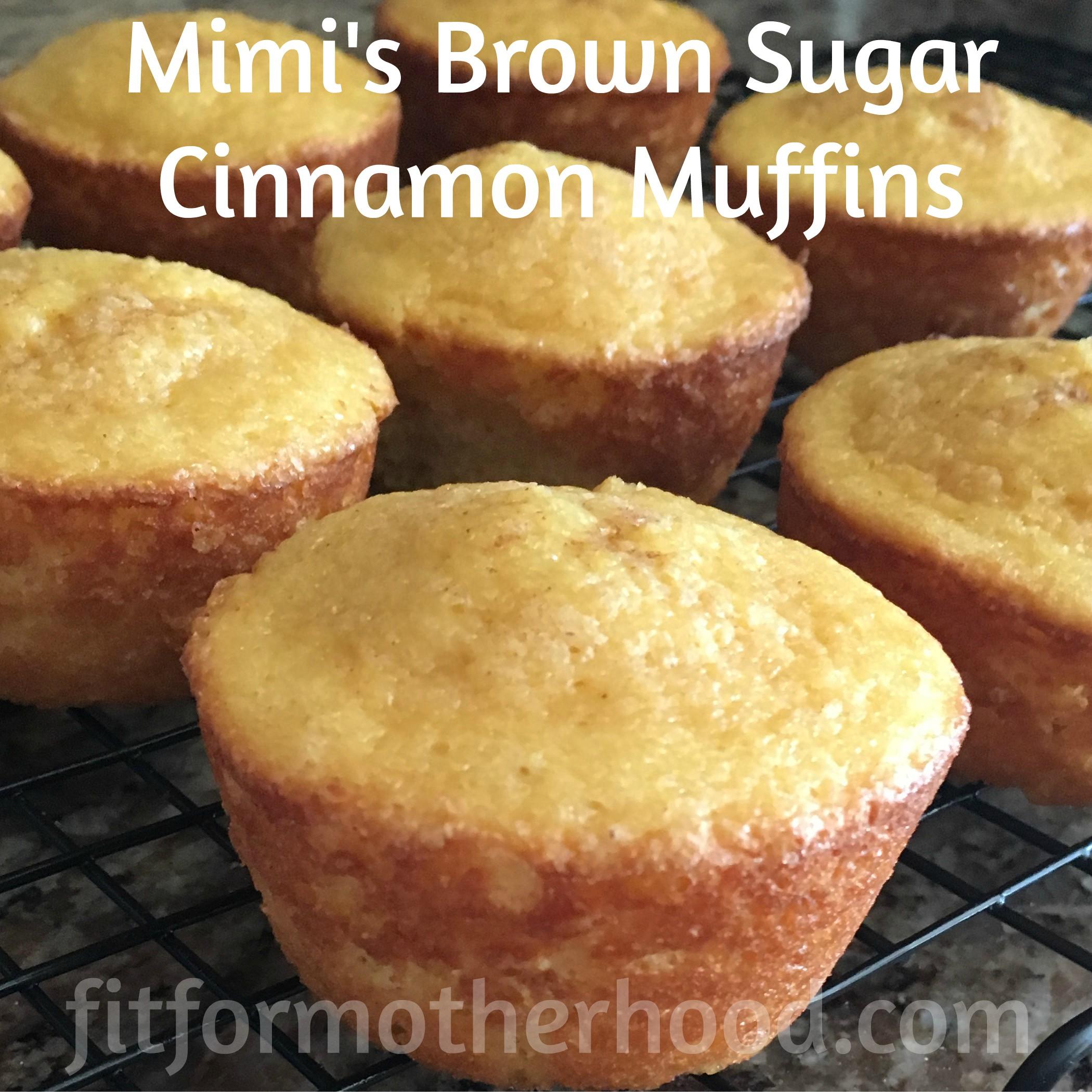 Brown Sugar Cinnamon Cake with Greek Yogurt