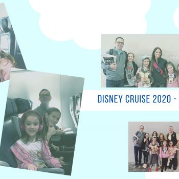 Disney Cruise 2020 – Part 1