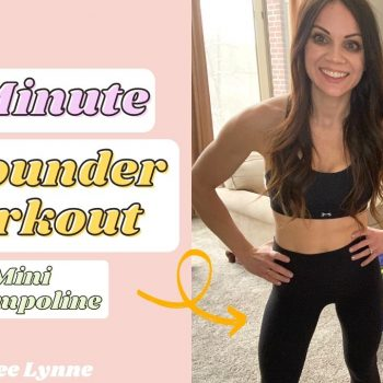 Benefits of Rebounding | Mini Trampoline Workouts