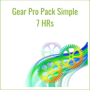 Gear Pro Pack Simple - 7 hours